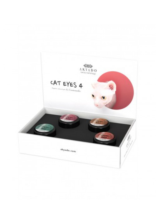 Colorgel Créationelles Collection Créabox Cat Eye 4 · 5g